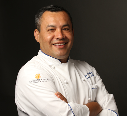 Chef Nico